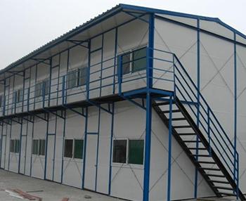 K式双层双坡型活动房