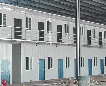 两层住宿活动房